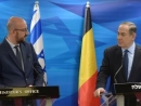 Israel's President discusses adoption of a wider definition of anti-Semitism with Belgian Prime Minister