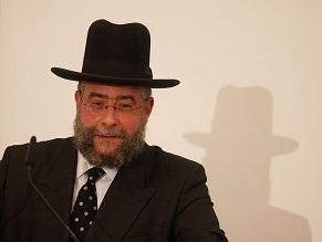 Top European rabbi: Synagogues no longer a safe haven