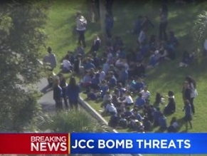 90 bomb threats called into Jewish institutions in the US since the start of 2017