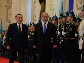 Iran, uranium and Israel's stakes in Kazakhstan's leadership transition