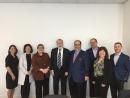 Председатель Генсовета ЕАЕК встретился с руководством еврейской общины Канады