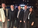 EAJC General Council Chairman holds working meetings in New York
