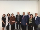 EAJC General Council Chairman meets with leaders of the Canadian Jewish community