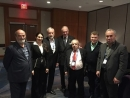 VAAD Ukraine Delegation meets with the President of the World Jewish Congress