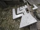 Jewish gravestones desecrated in Rome cemetery