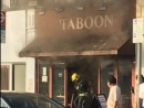 Fire at kosher restaurant in London only days after blaze destroys nearby kosher supermarket