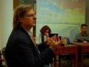 EAJC expert participates in St. Petersburg conference