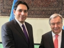 Jewish delegation to UN head Guterres: 'Your principled public stance against anti-Semitism is admired by Jews around the w