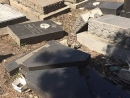 Unknown individuals damage graves at the Jewish cemetery in Sofia
