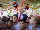 Тысячи израильтян посетили сукку президента Ривлина