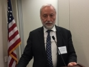 Josef Zissels gives lecture in Washington DC