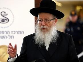IsraeIi Minister to resign over Sabbath railway works
