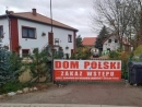 'Entry forbidden to Jews, Commies, and all thieves and traitors of Poland,' reads sign at the entrance of Polish guest