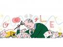 Google посвятил дудл Максу Борну