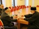Евреи Днепра поздравили армян с предстоящим открытием церкви