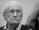 Умер бывший «бухгалтер Аушвица»