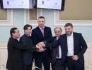 Кличко подписал Меморандум о сотрудничестве профильных госструктур в создании Мемориального центра Холокоста «Бабий Яр»