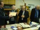 Отдел фонда иудаики Института рукописи НБУВ посетили члены делегации Республики Австрии