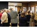 15-летие Исторической мастерской отметили открытием выставки о творчестве Левиных