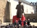 В Германии открыли памятник Карлу Марксу