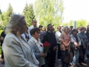 На еврейском кладбище Вильнюса почтили память погибших во Второй мировой войне