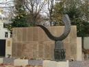 В Нидерландах кровью и грязью облит Монумент жертвам Холокоста