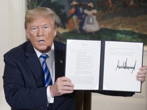 Президент США подписал закон JUST о реституции имущества жертв Холокоста