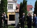 Памятник всемирно известной поэтессе Розе Ауслендер открыли в Черновцах