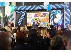В Грузии прошла ярмарка алии, которую посетили около 2000 человек