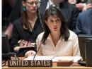 Никки Хейли защитила Израиль в ООН