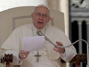 Папа Франциск призвал к миру на Ближнем Востоке
