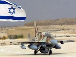 Израиль нанес авиаудары по сектору Газа в ответ на пулеметный обстрел