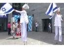 В Киеве состоялась ярмарка «Шалом Израиль!»