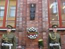 В Каунасе почтили память евреев-добровольцев, сражавшихся за независимость Литвы