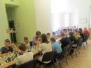 Детский шахматный турнир в Еврейской общине Литвы