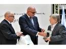 Бывший посол Израиля в Польше Шевах Вайс стал лауреатом награды имени Яна Новака-Езераньского