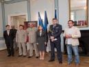 В военном музее Эстонии открылась выставка «Смерть архитектора Холокоста»