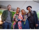 Еврейская община провела концерт в священном месте Вильнюса