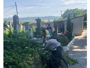 Обнаружены могилы жертв Кишиневского погрома