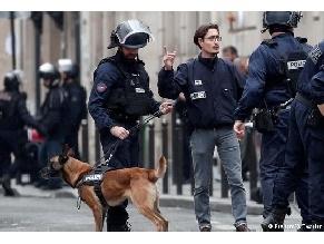 Захваченные в Париже заложники освобождены