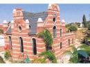В окрестностях Латруна возвели копию синагоги Терборга, разрушенной нацистами