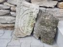 В Кельце обнаружили здание, построенное из еврейских надгробий