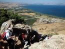 На берегу Кинерета обнаружены руины города, упоминавшегося в Писании