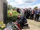 В Едвабне почтили память жертв еврейского погрома 1941 года