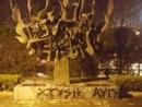В Греции осквернен памятник жертвам Холокоста