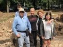 Продолжаются археологические исследования на месте Большой Вильнюсской синагоги