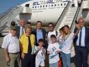 В день 70-летия алии в Израиль прибыли еще 300 репатриантов