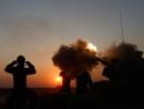 ЦАХАЛ наносит удары по позициям ХАМАС в Газе в ответ на обстрел военнослужащих