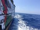 Перехвачено судно, пытавшееся прорвать морскую блокаду Газы