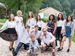 В лагере «Истоки толерантности» прошел День гагаузской культуры